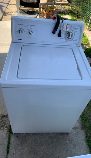 Dryer and washer for Sale in Bakersfield, CA