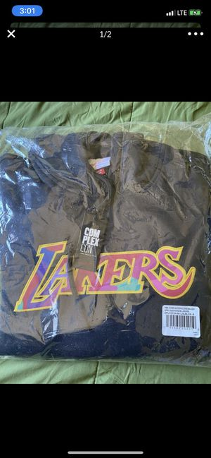 Lakers complexcon collab hoodie for Sale in San Diego, CA