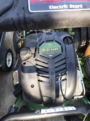 "John Deere JA62D Self Propelled 21"" Walk Behind Lawn Mower 6.5HP for Sale in Reynoldsburg, OH"