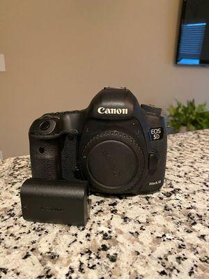 Canon 5D Mark 3 for Sale in San Antonio, TX