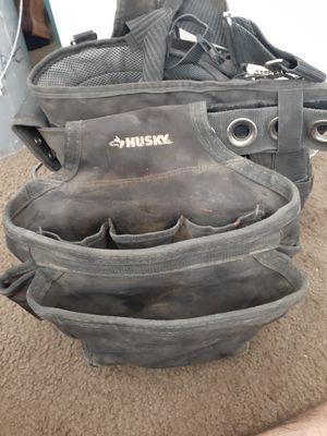 Husky concrete framer bags for Sale in Victorville, CA
