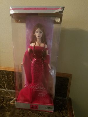 Barbie, July birthstone for Sale in Galloway, OH