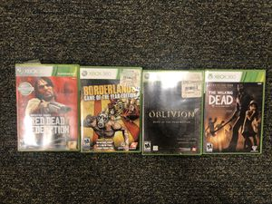 XBOX 360 games for Sale in Seattle, WA