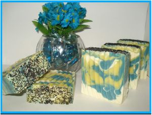 Handcrafted soap for Sale in Houston, TX