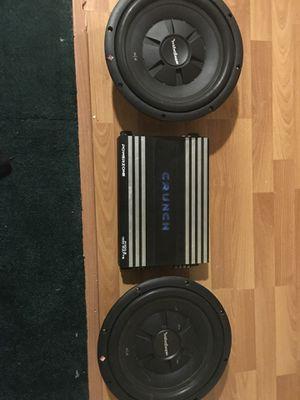 Sistema de audio for Sale in Palmdale, CA