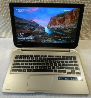 Toshiba Satellite Click (Tablet/Pc) for Sale in Dunwoody, GA