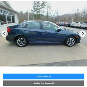 2016 Honda Civic LX 23,000 miles $$ IN HOUSE FINANCING $$ for Sale in Salem, NH