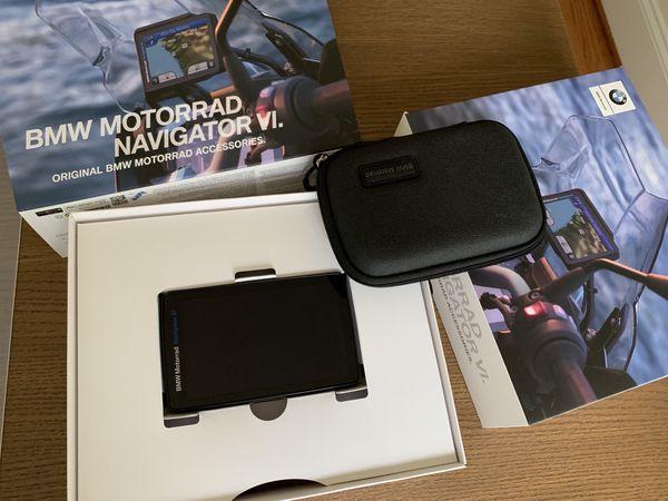 BMW Motorrad Navigation VI