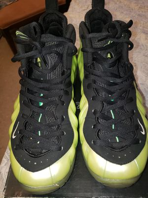 Nike foamposite electric green....no trade for Sale in New York, NY