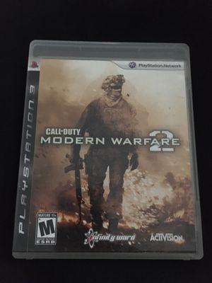 Call of Duty Modern Warfare 2 PS3 for Sale in Louisville, KY