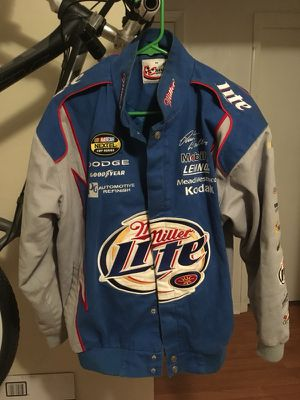 Rusty Wallace Miller Lite retirement jacket for Sale in Tallahassee, FL