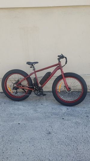 "NEW Electric MT Bicycle ""TJC"" Burn for Sale in San Diego, CA"