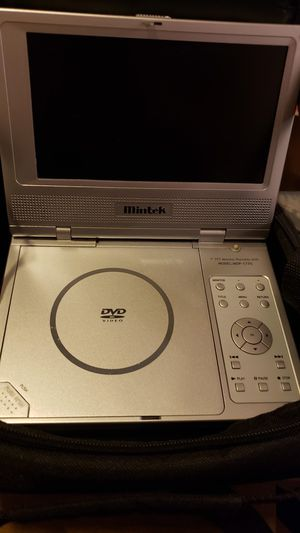 Mintek portable dvd player mdp-1770 for Sale in Tinley Park, IL