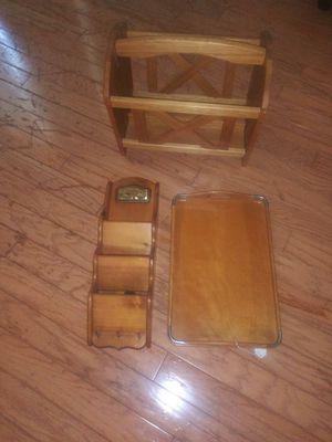 Shelf tray organizer for Sale in Canyon Lake, TX