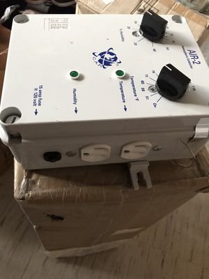C.A.P. Air 2 Atmospheric Controller for Sale in Portland, OR