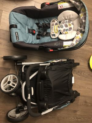 Grace connect 30 car seat and stroller for Sale in Parkland, WA