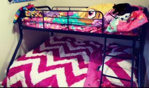 bunk bed top (serta mattress) free for Sale in Nashville, TN