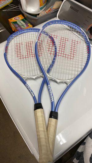 Wilson Tennis Rackets for Sale in San Marino, CA
