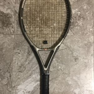 Tennis Racket Men's Wilson Model Triad 3 Great Condition for Sale in Beverly Hills, CA