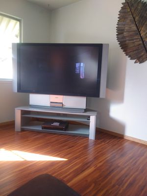 60 inch Sony TV with stand for Sale in Fresno, CA