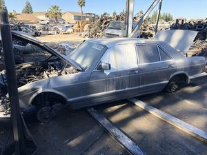 1984 Mercedes 300 SD for parts only. (R&D) for Sale in Salida, CA