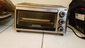 Free Toaster oven works great just needs to be cleaned for Sale in Miami, FL