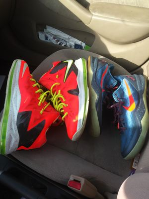 Nike lebron and kds for Sale in Detroit, MI