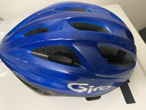 Giro blue helmet for Sale in Henderson, NV