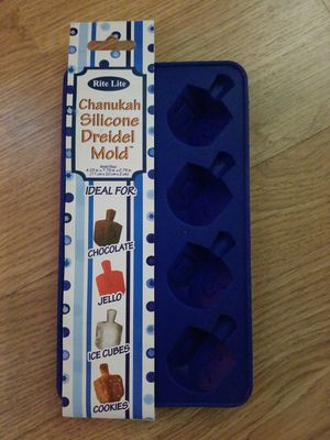 dreidel silicone mold for Sale in Daly City, CA
