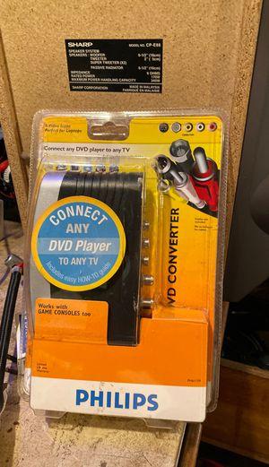 Philips DVD Converter for Sale in Portsmouth, VA