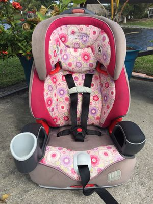 Graco Nautilus Car Seat to Booster 20-100lbs for Sale in West Palm Beach, FL