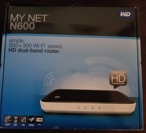 Wifi router 600mbs total(check out my page for other items) for Sale in Baldwin Park, CA