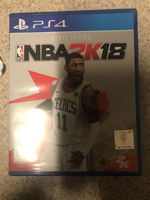 NBA 2k18 25obo wont go lower than 20 for Sale in Atlanta, GA
