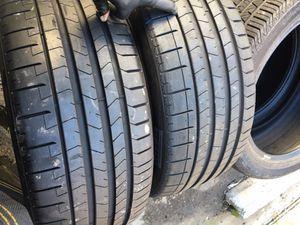 Pirelli tires 245-35ZR20 (2) 90% 245/35ZR20 245-35R20 for Sale in San Diego, CA