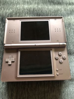 Nintendo DS lite with games for Sale in Davenport, FL