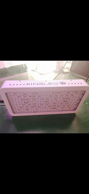 Brand New King Plus 2000W Double Chips LED Grow Light Full Spectrum for Greenhouse and Indoor Plant Flowering Growing (10w LEDs) for Sale in Blacklick, OH