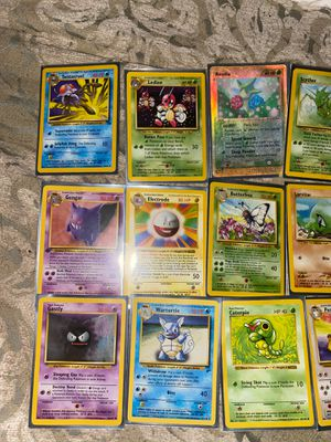 Pokémon Cards Base Set & More for Sale in Los Angeles, CA