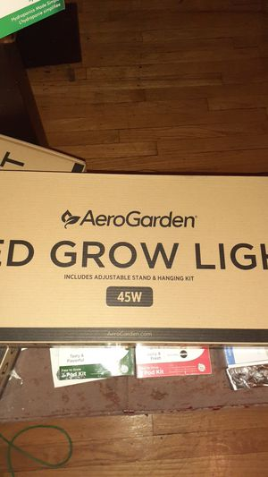 Aero Garden LED lights for Sale in Chicago, IL
