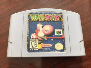 Yoshi story for the n64 for Sale for sale  Brooklyn, NY
