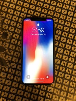 iPhone X (READ DESCRIPTION) for Sale in MD CITY, MD