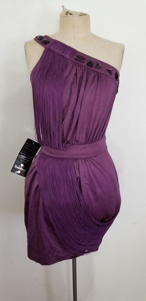 New purple Bebe dress size s for Sale in Ontario, CA