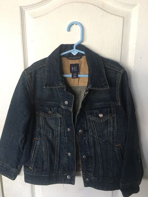 Child's GAP Denim Jacket for Sale in Iron City, GA