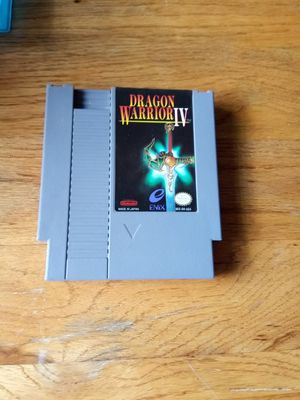 Dragon warrior 4 for Sale in Newark, OH