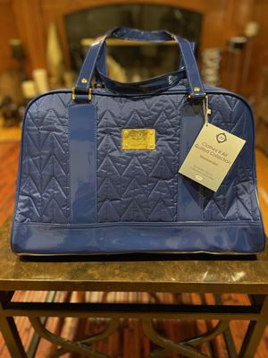 cobalt blue Weekender bag for Sale in Riverside, IL