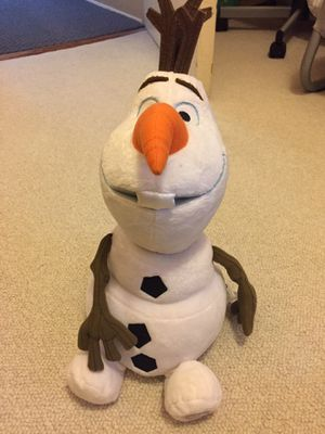 Olaf stuffed toy for Sale in Queens, NY