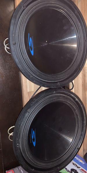 2 12 inch subwoofers for Sale in Manassas, VA