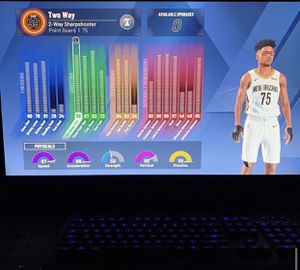 99 two way sharpshooter nba 2k20 for Sale in Peoria, IL