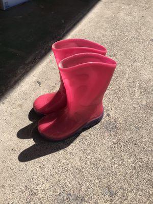Rain boots 9-10 for Sale in Garden Grove, CA