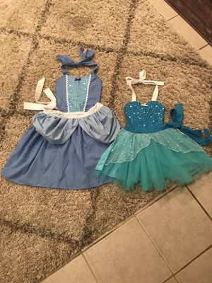 Cinderella & Elsa dress up aprons for Sale in Pine Bush, NY