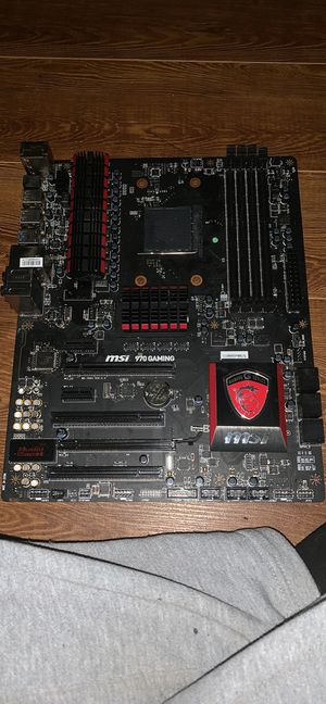 MSI 970 gaming motherboard for Sale in South Zanesville, OH
